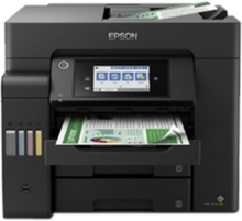 Multifunktionsprinter Epson ET-5850 25 ppm WiFi Sort