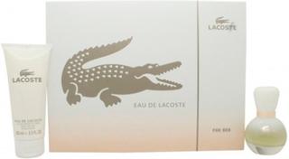 Lacoste Eau de Lacoste Gaveæske 30ml Eau De Parfume + 100ml Body Lotion