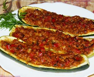 recipe: zapiekanka makaronowa z mięsem mielonym i pieczarkami [34]