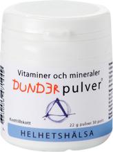 Dunderpulver, 30 porsjoner, 22 gram