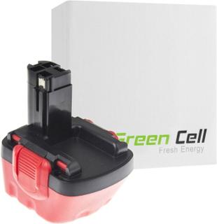 Green Cell Verktygsbatteri Till Bosch O-pack 3300k Psr 12ve-2 Gsb 12 Vse-2