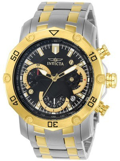 Invicta Pro Diver, silver-guldfärgad, INV22768 herrklocka