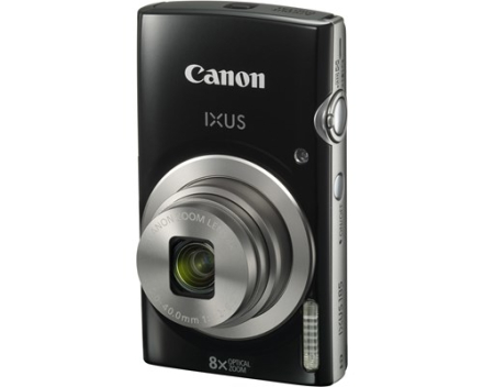 Canon IXUS 185 Sort (1803C001)