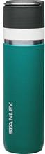 Stanley Ceramivac Bottle - Isolatiefles - 709 ml Hunter