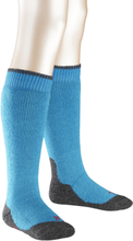 Falke Active warm+ kniekous Turquoise