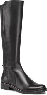 Klassiska stövlar CAPRICE - 9-25503-25 Black Nappa 022