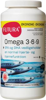 Futura Omega 3-6-9 (270 kap)