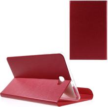 Samsung Galaxy Tab A 10.1 (2016) magnetisk læretui - Rød