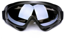 Skidglasögon / snowboardglasögon med uv-skydd - grå