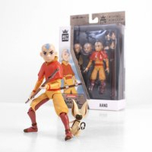 The Loyal Subjects BST AXN Avatar: The Last Airbender 5in Action Figure - Aang