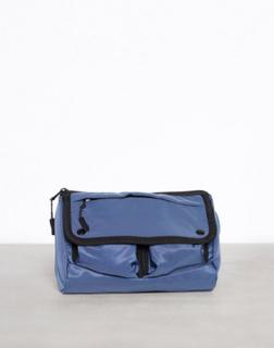 Topman Midnight Blue Cross Body Bag Väskor Dark Blue
