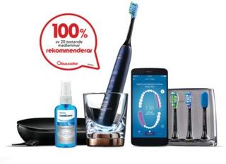 Sonicare Sonicare DiamondClean Smart Sonisk eltandborste med app HX9954/53