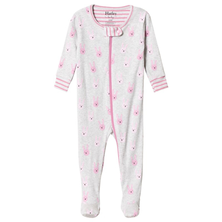 Bunnies One-Piece med Fod6-9 months - Lekmer