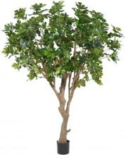 Stort kunstigt Figentræ H260 cm