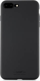 Holdit Silicone Case iPhone 7/8 Plus Mobiltillbehör Svart