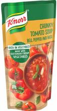 Knorr Chunky Tomatsuppe Rød Peber & Basilikum 570 ml