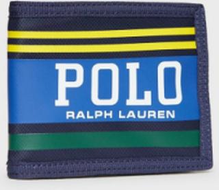 Polo Ralph Lauren Big Polo Wallet Plånböcker Navy/Yellow