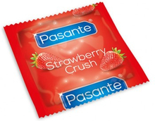 Pasante Strawberry Crush Bulk Pack 144 stk