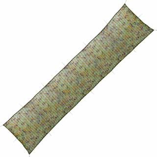 vidaXL Kamuflasjenett med oppbevaringspose 1,5x10 m