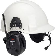 3M Peltor WS Alert XP Hörselskydd Bluetooth med hjälmfäste