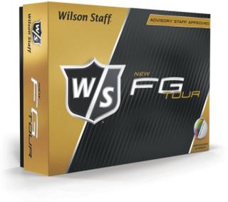 Wilson FG Tour Urethane Men 12 Pack Golf Balls