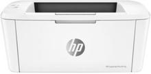 Monochrome Laser Printer HP LaserJet Pro M15a 8 MB 600 x 600 DPI Hvid