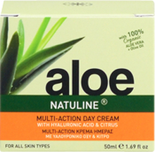 Multi Action Dagkräm Aloe