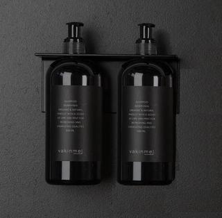 Flaskhållare Dubbel Vakinme