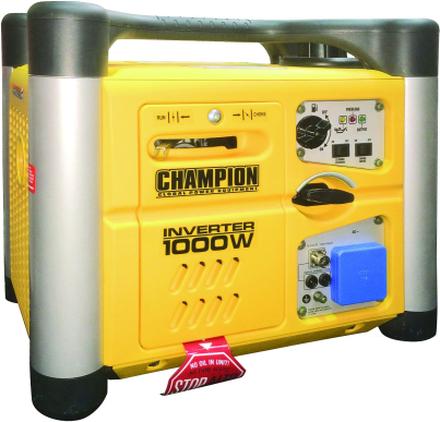 Champion 1000 Watt Inverterelverk