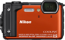 Nikon Coolpix W300 Digitalkamera - Orange