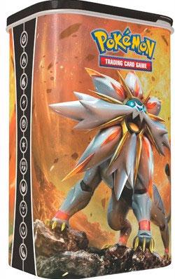 Pokemon Deck Shield Stålboks 2 boostere, 45 energykort+stålboks