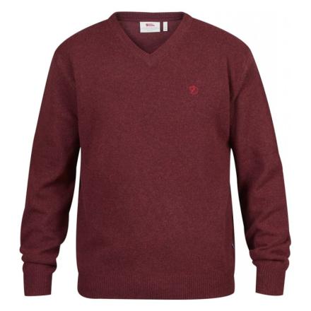 Fjällräven Shepparton Sweater (2018) Herr Tröja Röd XXL