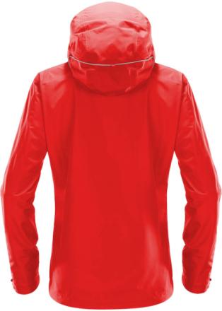 Mila Rain Women's Jacket Punainen S