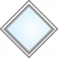 Dekorfönster Fyrkant