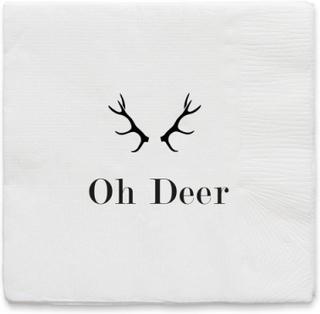 Servett Oh Deer 17x17 cm