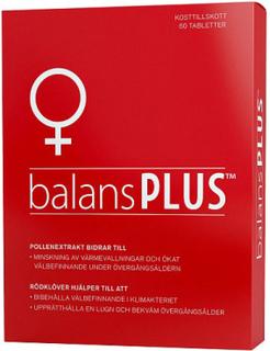 Balans Plus 60 tabletter