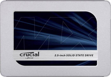 Ssd-Hårddisk 2.5 Crucial CT250MX500SSD1 250 Gb MX500 Box Sata 6 Gb/s