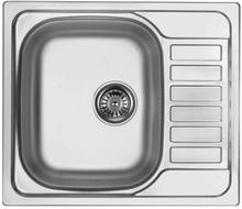 Deante Soul ZEO 011A rustfrit stål køkkenvask