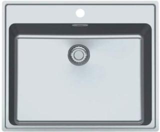 Franke Mythos MTX 210-55 Rustfri stål køkkenvask