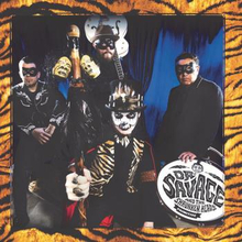 Dr Savage And The Shrunken Heads: Primitive