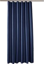 TORA duschdraperi Marinblå