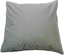 Örngott LIVINGSTONE (65x65 cm, Silvergrå)