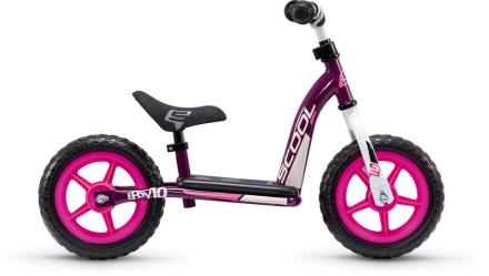 s'cool pedeX easy 10 Løbecykel Børn pink/violet 2019 Løbecykler