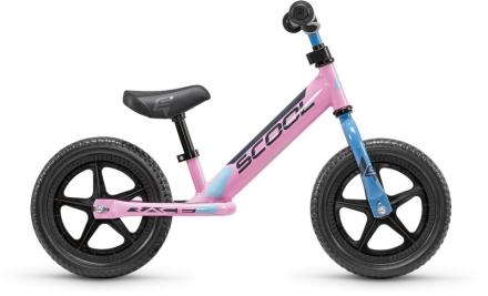 s'cool pedeX race Løbecykel Børn pink 2019 Løbecykler
