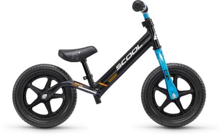 s'cool pedeX race light Løbecykel Børn blå/sort 2019 Løbecykler