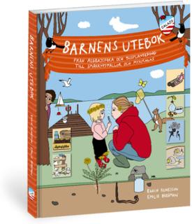 Calazo Barnens Utebok 2019 Bøker og DVDer