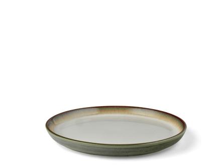 Bitz Gastro Tallerken Dia. 21 x 2,0 cm grå/kremfarget
