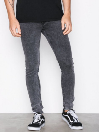 Cheap Monday Him Spray Black Grime Farkut Black