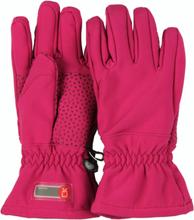 Color kids pink handschoen kind Twull van softshell