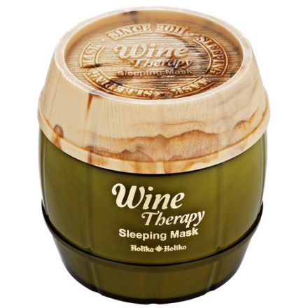 Holika Holika Wine Therapy Sleeping Mask, White Wine